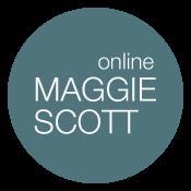 Maggie Scott Online Logo